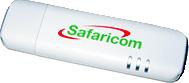 Safaricom modem 1