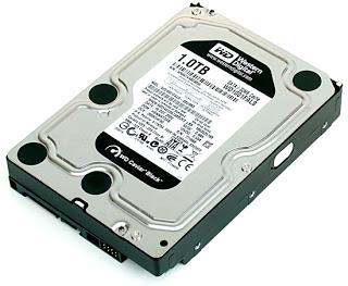 1Terabyte hard disk