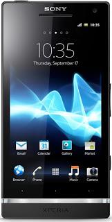 Sony Xperia S Nozomi