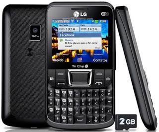 LG C333 Triple SIM