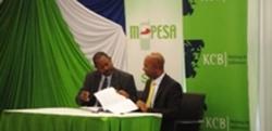M-Pesa Agent Mkopo na KCB