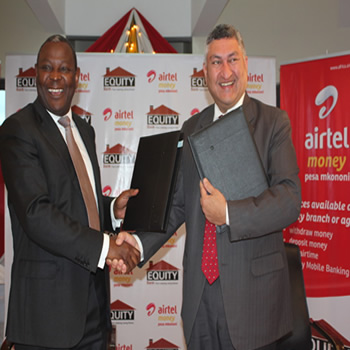 airtel money equity bank