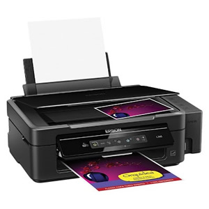 Epson Introduces L355 and L550 Printers with iPrint and E