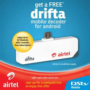 Airtel Postpaid Drfta