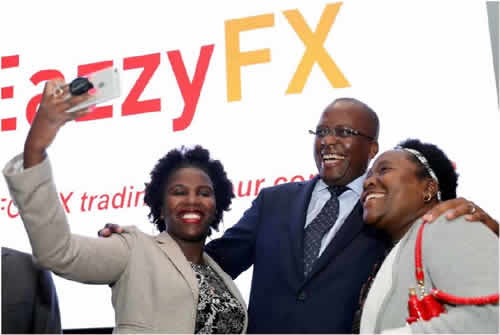 Banks operate on forex
