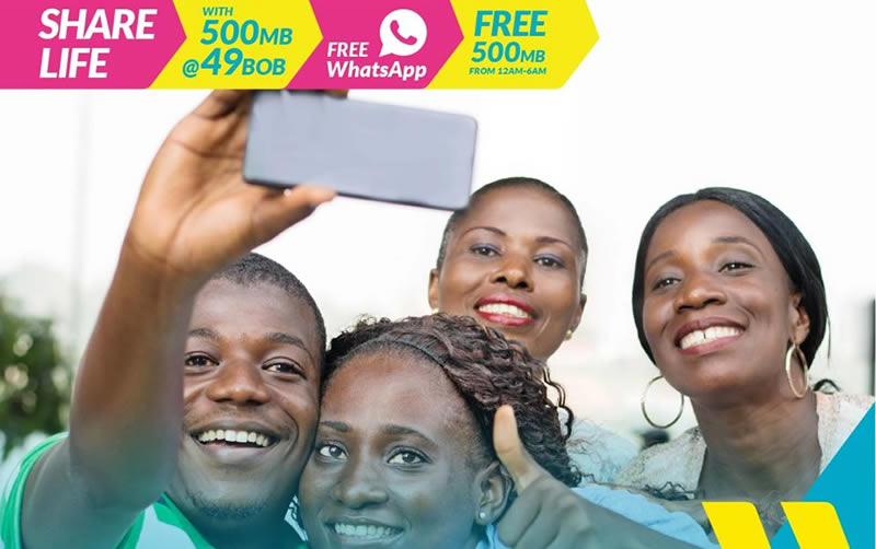 Free Data bundles at night, free WhatsApp and free Telkom to Telkom